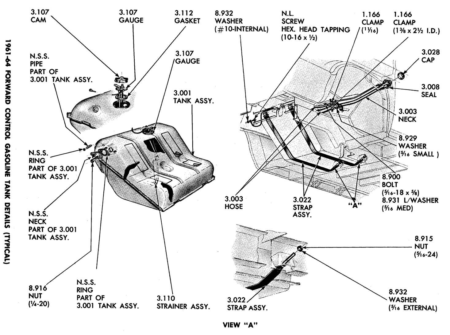 hight resolution of powerglide transmission modulator diagram best wiring librarygas tank corvanantics manuals gas tank powerglide transmission modulator diagram