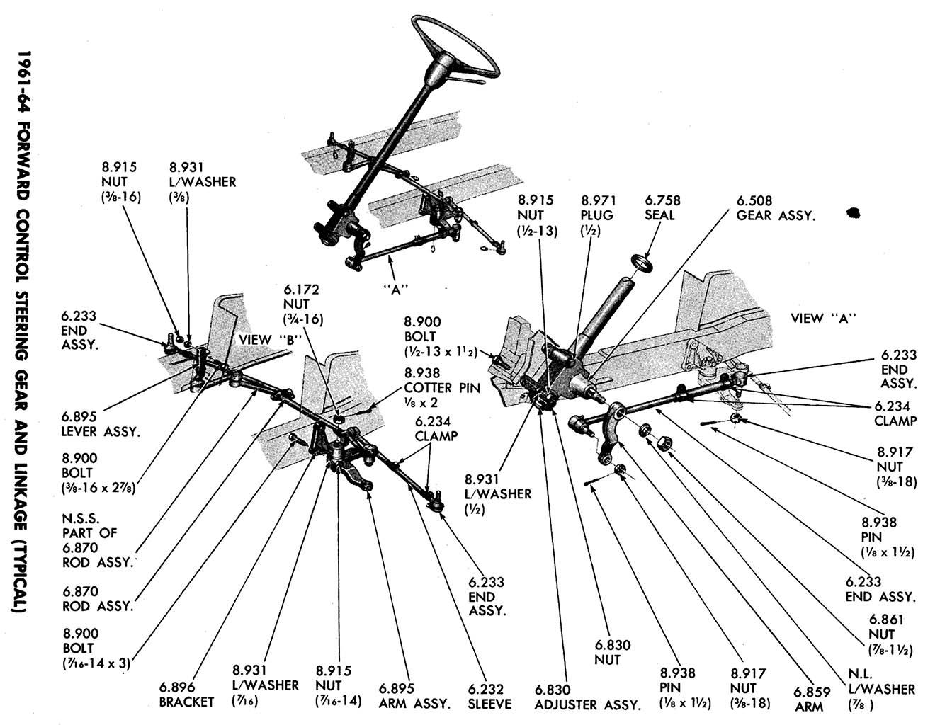 hight resolution of steering schematic