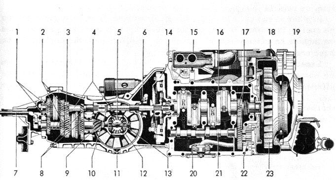 Vw Pancake Engine Diagram. Fuse Box. Auto Wiring Diagram