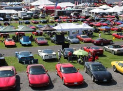 2014 Corvettes at Carlisle Events Preview