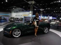 Corvette convertible to pace Indianapolis Grand Prix