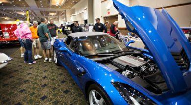 Corvette enthusiasts like 'one big family'