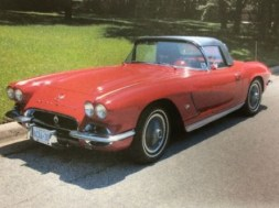 Missing classic Corvette prompts plea for help