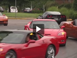Bowling Green Welcomes Corvette Homecoming Visitors
