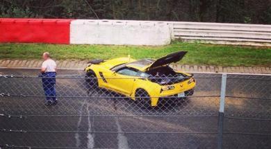 2015 Corvette C7 Z06 testing at the Nurburgring – 03