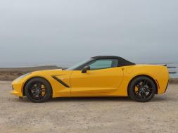 Meet the 2014 Corvette Stingray Convertible  The 2014 Chevrolet Corvette Stingray Convertible is the first of the C7 Corvettes