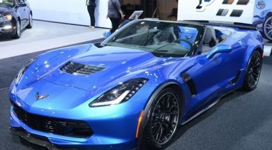 VIDEO: 2015 Corvette Z06: The Most Aerodynamic Corvette Ever