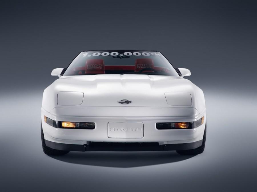 Chevrolet Fulfills 1 Millionth Corvette Restoration Pledge