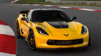 Chevrolet has sold the very first Corvette Z06 C7.R for $500,000 at auction.