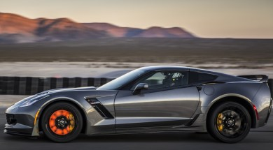 2017 Corvette Z06 to Get Cooling Improvements and Minor Tweaks
