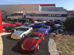 Callaway Corvettes at the National Corvette Museum