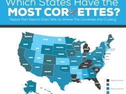 Corvette Demographics – United States Density