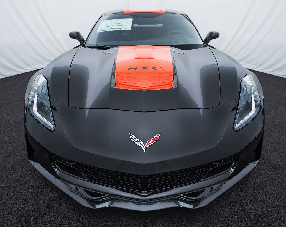 2017 Yenko SC Supercharged Corvette Grand Sport
