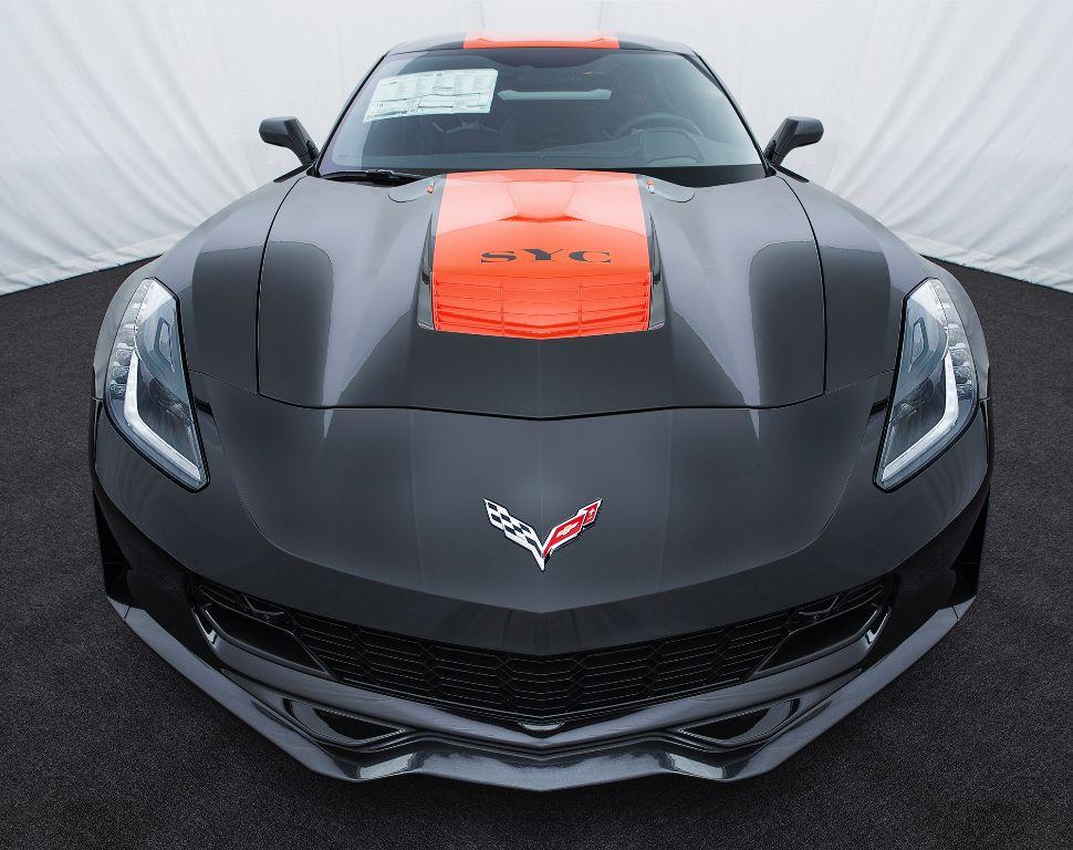 2017 Yenko SC Supercharged Corvette Grand Sport