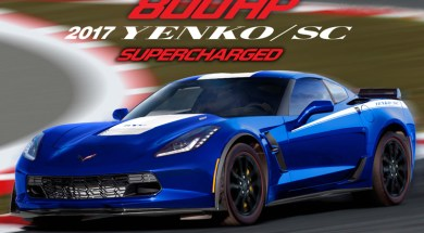 Introducing the 800HP 2017 Yenko SC Supercharged Corvette Grand Sport