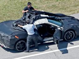 2019 Mid-Engine Corvette