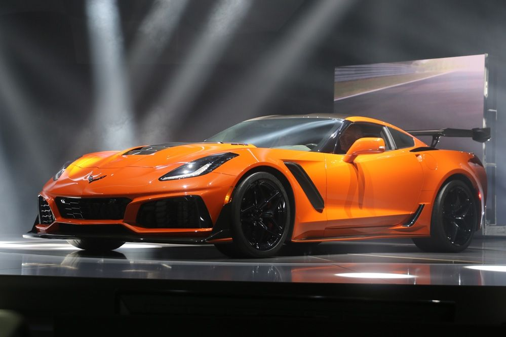 2019 Corvette ZR1 in Dubai