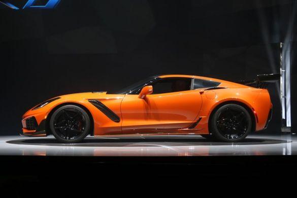 2019 Corvette ZR1 in Dubai