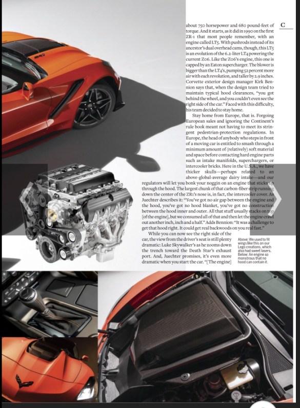 2019 Corvette ZR1 Reveal