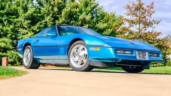 1988 Corvette ZR-1 Prototype - EX5023