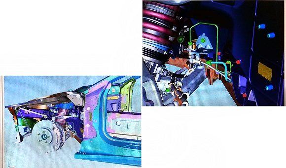 C8 Mid-Engine Corvette ZERV CAD Image