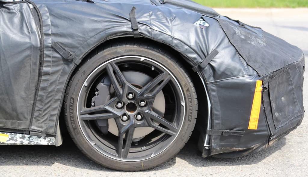 2020 Mid Engine Corvette Tires