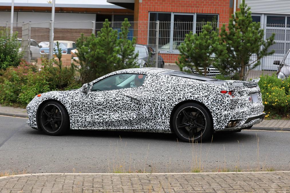 2020 Mid-Engine Corvette