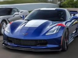 2019 Corvette Lineup