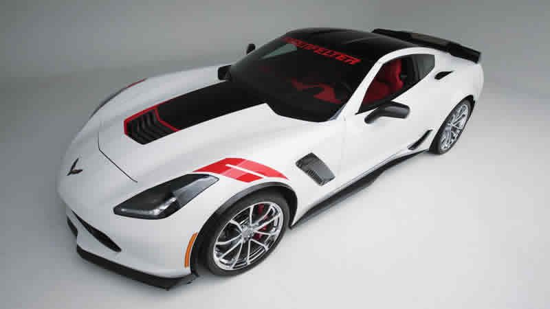 2018 Corvette Grand Sport by Lingenfelter
