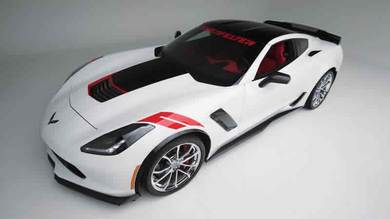 2018 Corvette Grand Sport by Lingenfelter