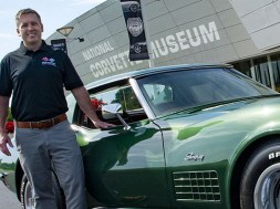 Dr Sean Preston – President and CEO of the National Corvette Museum
