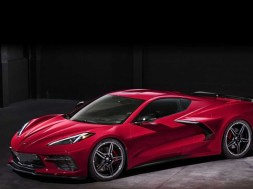 2020 C8 Mid-Engine Corvette