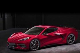 2020 C8 Mid-Engine Corvette