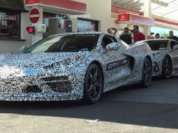2020 Mid-Engine C8 Corvette | Photo: CarSpotterQVS