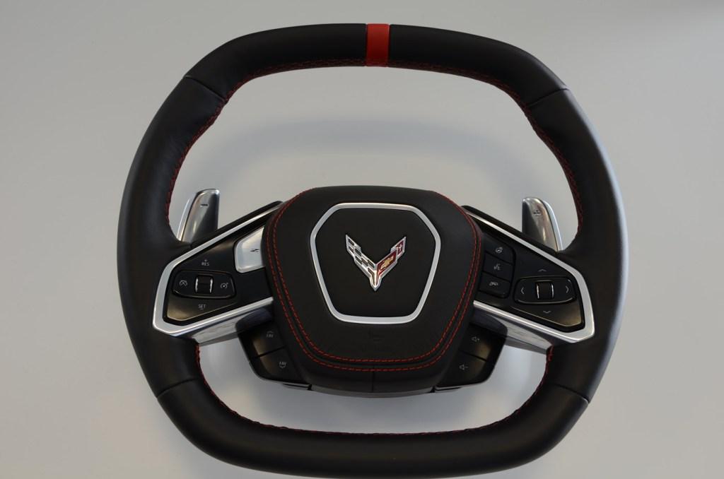 2020 C8 Corvette  Steering Wheel