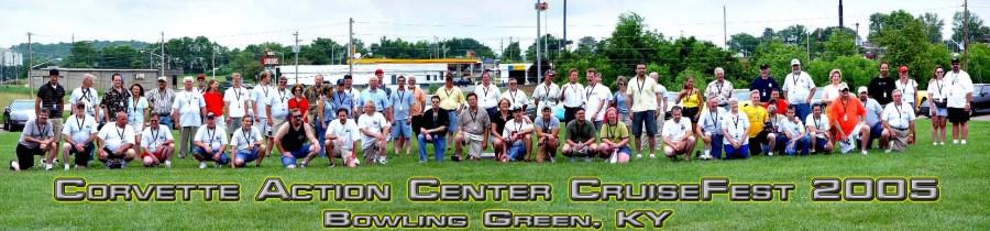 Corvette Action Center CruiseFest 2005