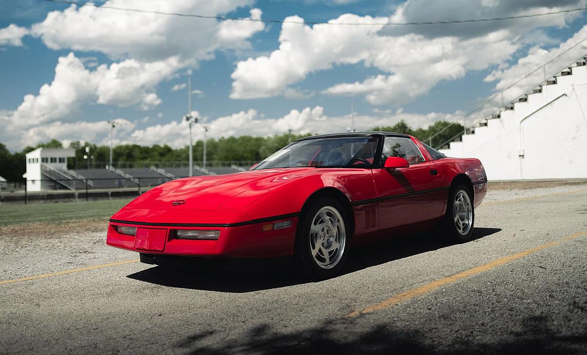 1990 Corvette ZR-1