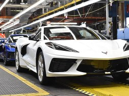 1,750,000th Chevrolet Corvette Built Is Up For Grabs