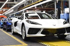 1,750,000th Chevrolet Corvette Built Is Up For Grabs