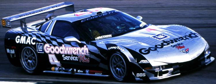 1999 Corvette C5.R