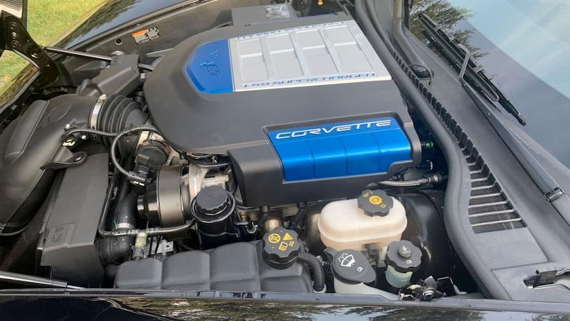 2012 Corvette ZR1 Centennial Edition With 29 Miles Heads to Mecum Auction