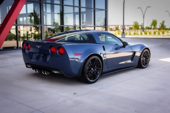2011 Corvette Z06 Carbon Limited Edition - Number 85