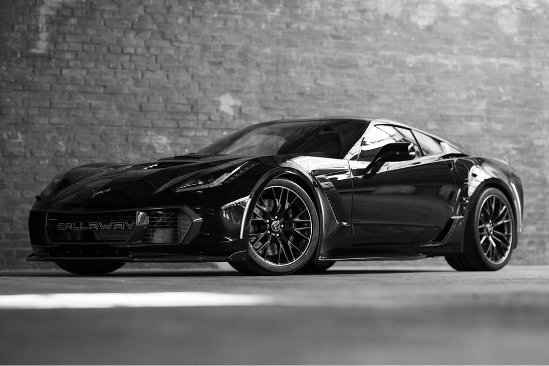 Callaway Competition 25th Anniversary Corvette
