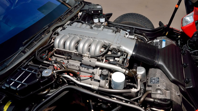 1990 Corvette ZR-1 LT5 Engine