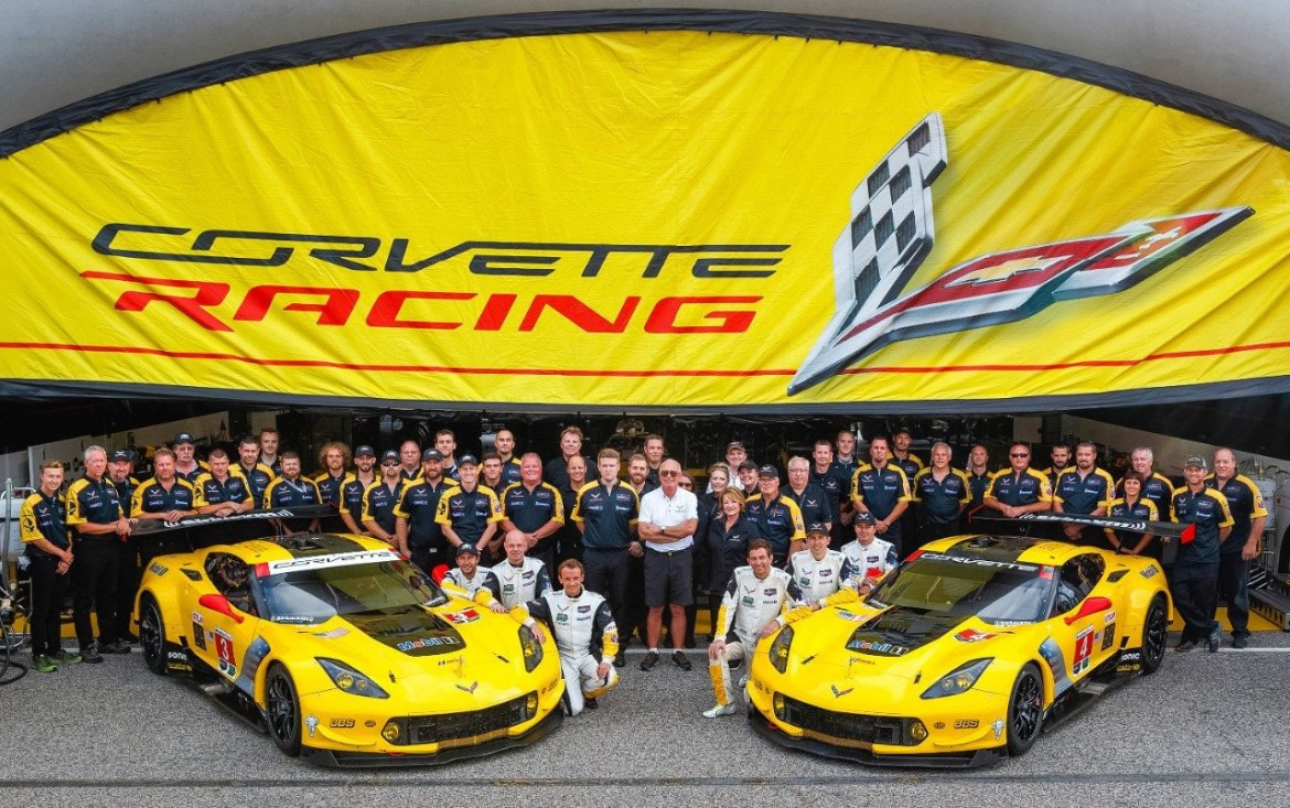 Doug Fehan - Corvette Racing Team
