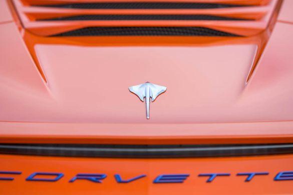 The Last 2020 Corvette Built - Number 19,456