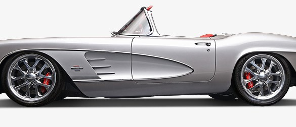 1961 Corvette Dream Giveaway