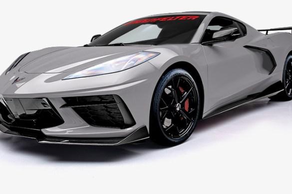 2021 Corvette Dream Giveaway