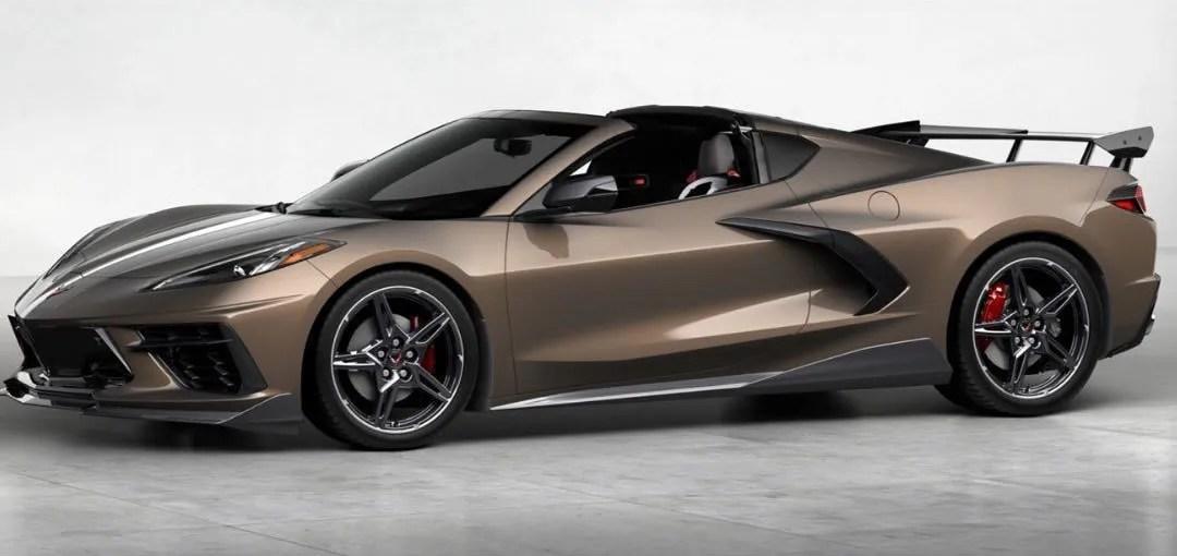 2021 Corvette - Zeus Bronze Metallic