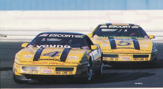 Bakeracing Corvette C4 #4